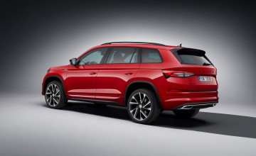 Mid-life refresh for spacious Kodiaq