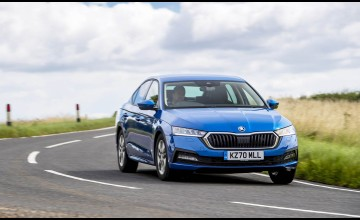 Mild hybrid eco boost for new Octavia