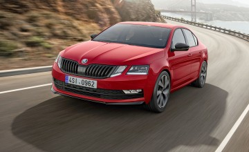 Sporty new spec for Skoda Octavia