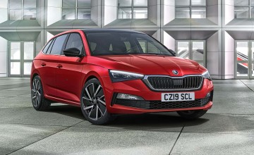 Prices announced for Skoda Scala