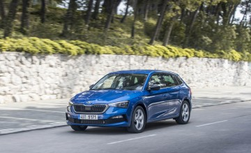 New Scala a step up for Skoda