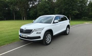 Kodiaq bears the crown
