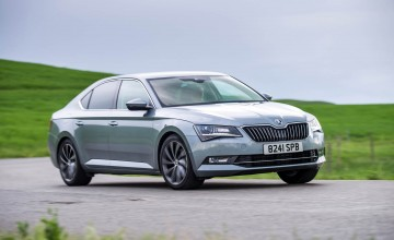 Skoda Superb SE L Executive 2.0 TDI 4x4