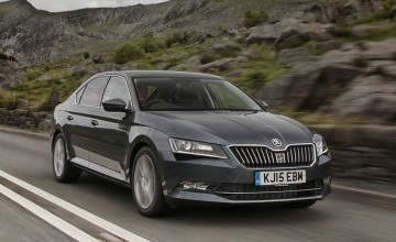 Skoda Superb SE L Executive 2.0 TSI