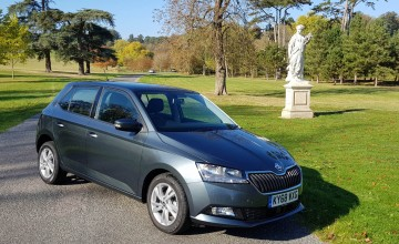 Skoda Fabia still hard to beat