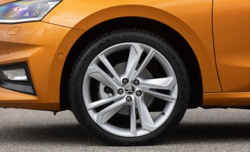 High cost of alloy wheel scuffs