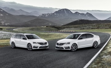 Latest Skoda Octavia set for UK