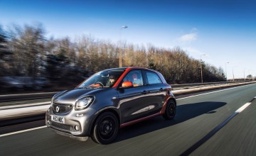 Smart forfour Night Sky Proxy