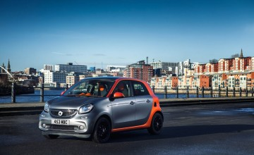 Smart forfour Night Sky Proxy Twinamic