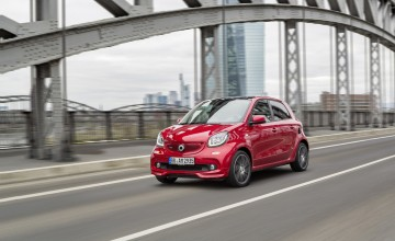 Prices announced for new smart Brabus