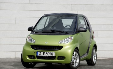 Smart fortwo cabrio arrives in 2016