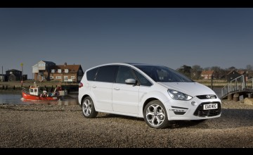 Ford S-MAX for mums who know best