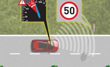 Putting speed cameras in slow lane