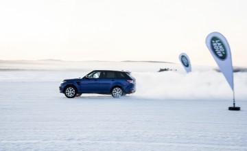 Range Rover Sport sprint sensation