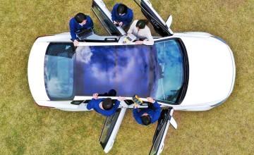 Solar power for Hyundai and Kia cars