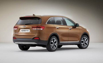 Space and style for latest Sorento
