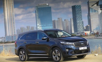 Slick auto option for new Kia Sorento