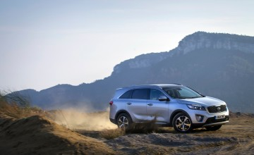 Sorento challenges executive class