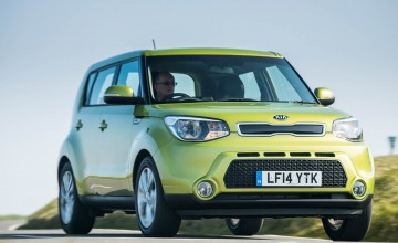Kia Soul 1.6 CRDi Connect Plus