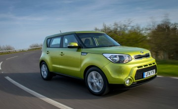 Kia Soul Connect Plus 1.6 CRDi