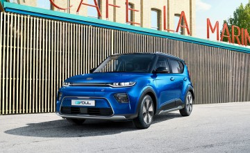 Kia charges on with new Soul EV