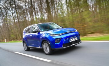 Soul goes electric at Kia