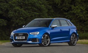 Audi hots up with new RS 3