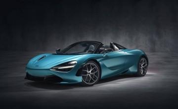 McLaren releases 720S Spider