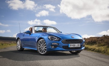 Fiat 124 Spider a web of pure fun