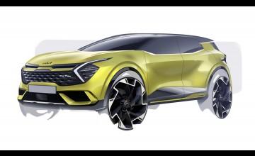 Euro treatment for new Kia Sportage