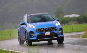 Kia newcomers set top standard