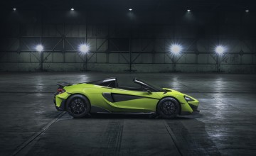 McLaren opens up with Longtail Spider