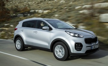 Kia Sportage named best diesel