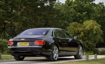 Bentley hailed for environmental performance