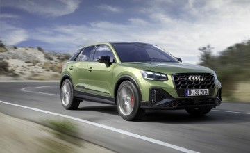 More power for hot Audi SQ2
