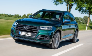 Audi SQ5 a spicy SUV