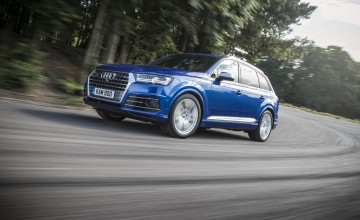 Audi SQ7 is torque of the town
