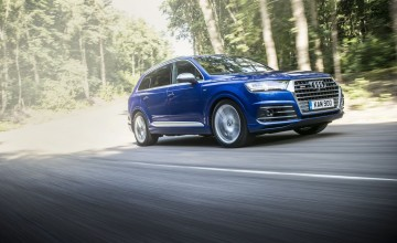 Power and panache from Audi SQ7