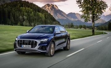 Audi's big SUVs get super performance