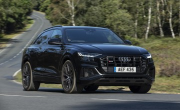 Audi hits jackpot with SQ8