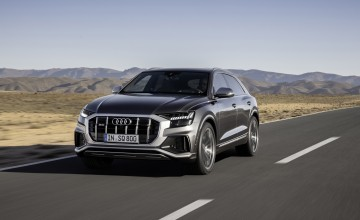 Audi SQ8 sets new diesel benchmark