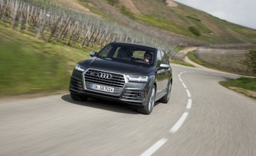 Audi SQ7 TDI - First Drive