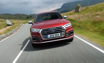 New Audi SQ5 is petrol - but diesel is coming