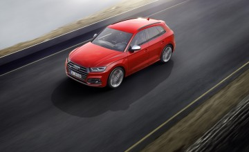 Detroit showcase for new Audi SQ5
