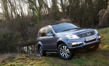 SsangYong Rexton - Used Car Review