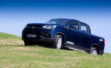 SsangYong raises bar with new Musso