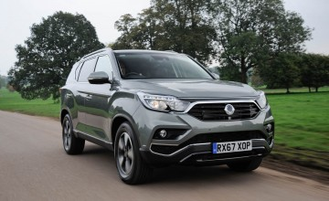 Price is right for rugged Rexton