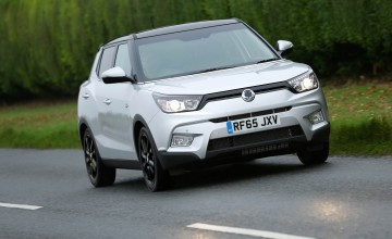 SsangYong Tivoli 4x4 - Review