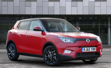 SsangYong's big September savings