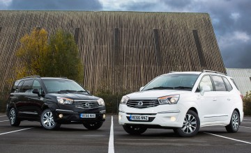 Something special from SsangYong